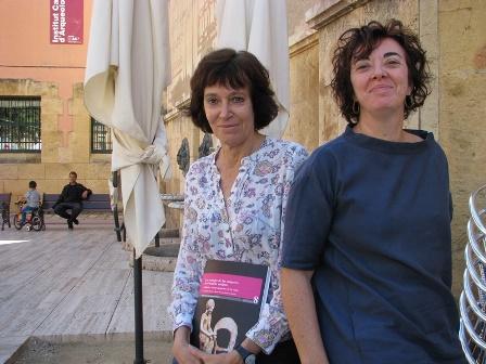 Marina Picazo i Ana Delgado
