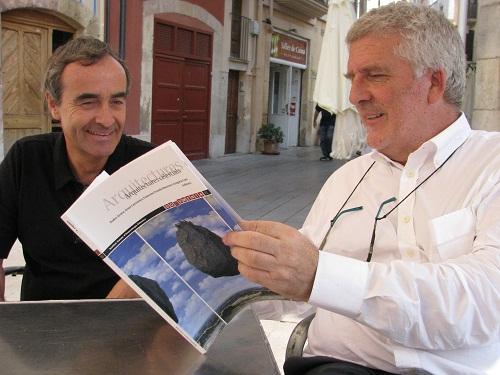Pedro Azara i Gregorio Luri