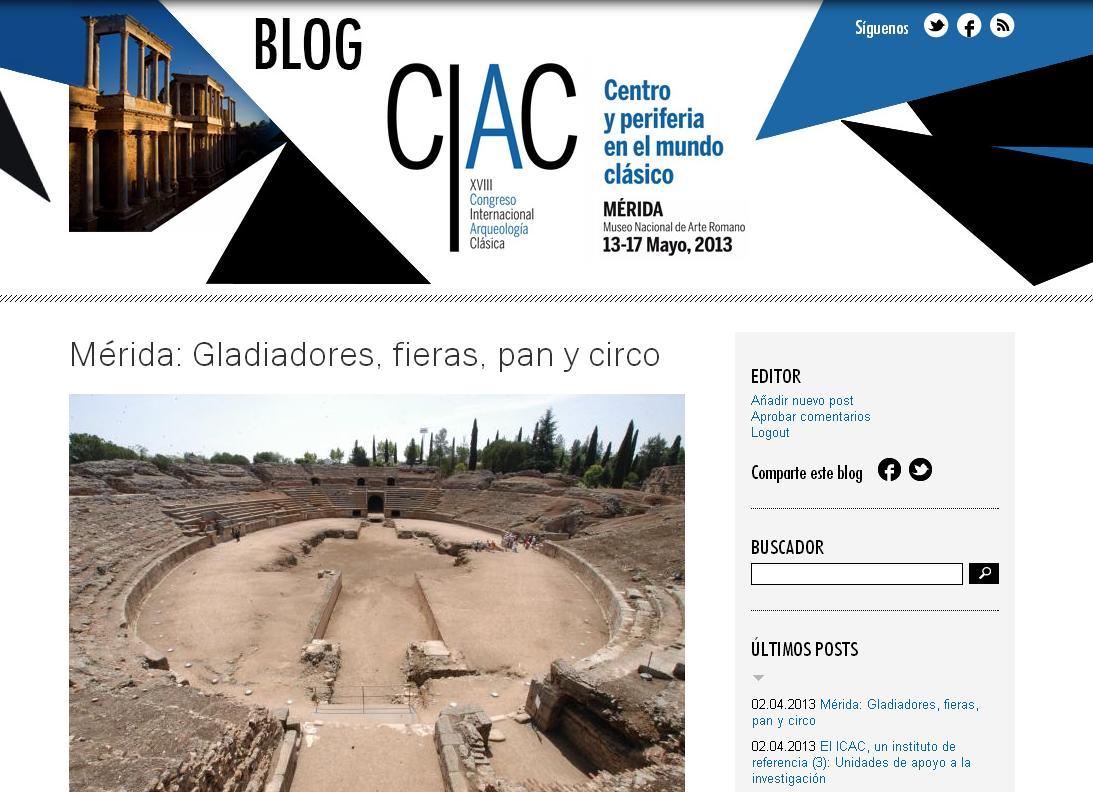 Blog CIAC