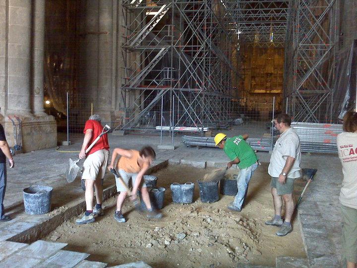 Excavació 2010