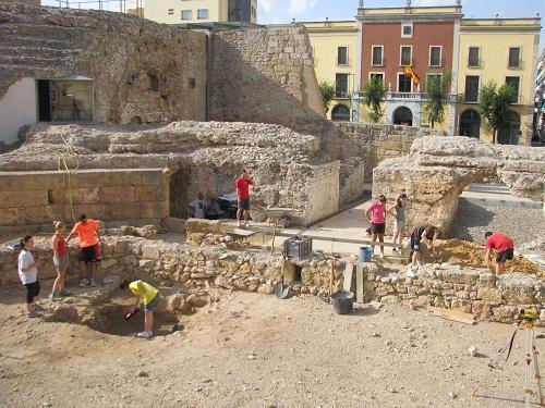 Excavació circ Tarragona