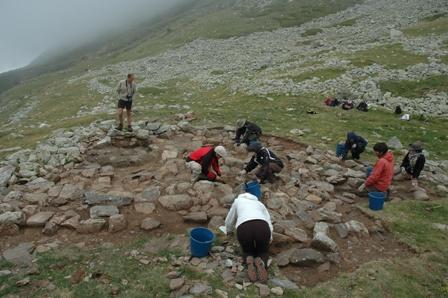 Grup d'investigació en arqueologia del paisatge