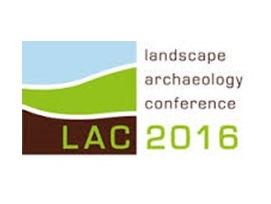 Landscapre Arhaeology Conference 2016