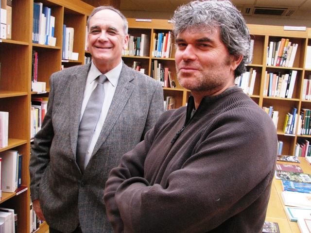 Josep Guitart i Jordi Guàrdia