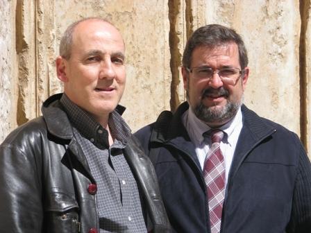 Josep M. Macias i Andreu Muñoz