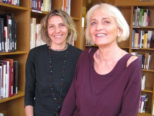 Monica Perotti i Paola di Manzano