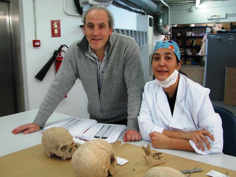 J. M. Macias i Maite Salagaray