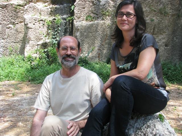 Jordi López i Anna Gutiérrez