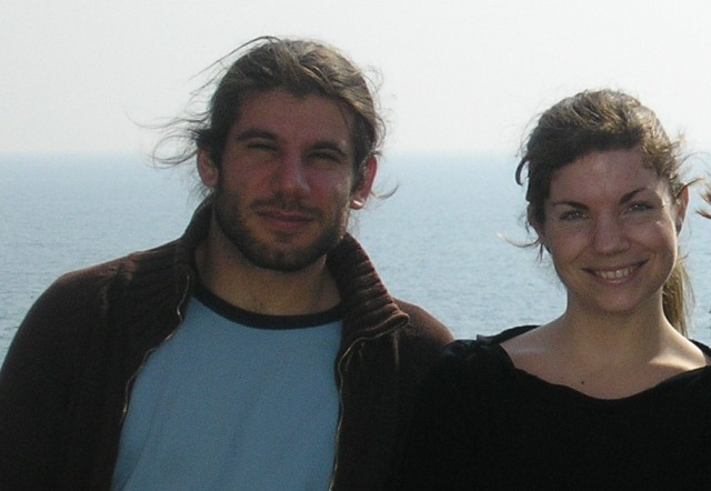 Hèctor Orengo i Ada Cortés