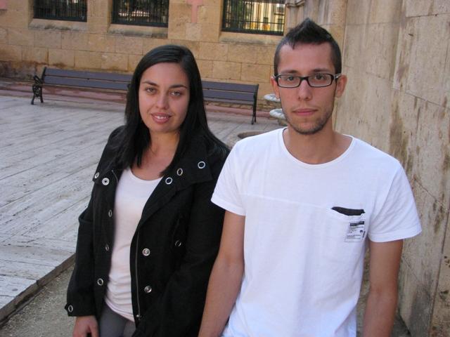 Núria Otero i David Camuña