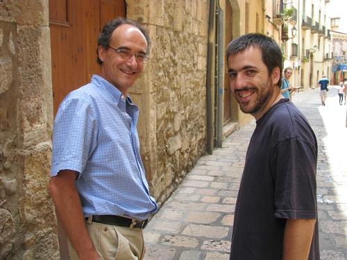 Josep M. Palet i Arnau Garcia