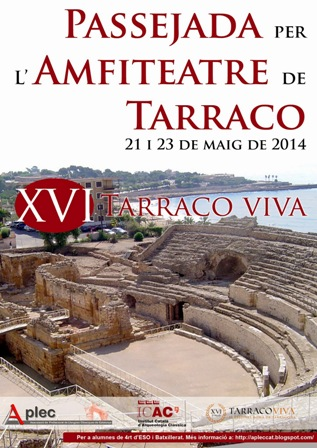 Passejades amfiteatre 2014
