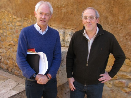 Simon Keay i Josep M. Macias