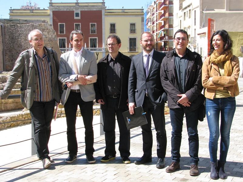 Presentació projecte Arrel RecerCaixa